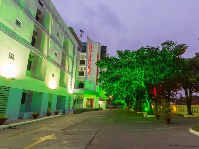 Ginger Bangalore Hotel