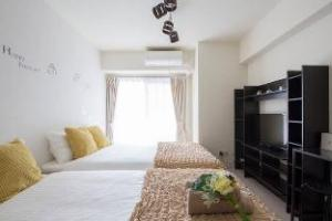 B6 1 Bedroom Apartment in Osaka Castle Area