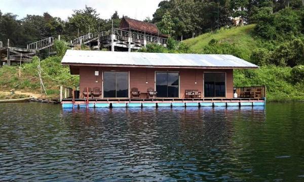 Kiangmok Raft Sangkhla Buri
