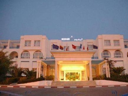 Cyclamens Mechmoum Hotel and Spa