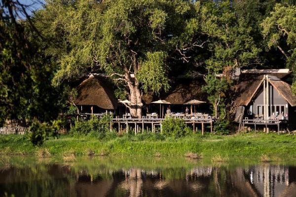 Simbavati River Lodge Kruger National Park