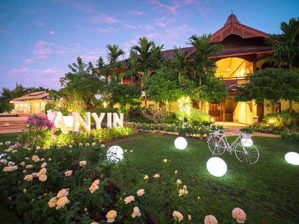 Anyin Lanna Villa Resort Chiang Mai Chiang Mai