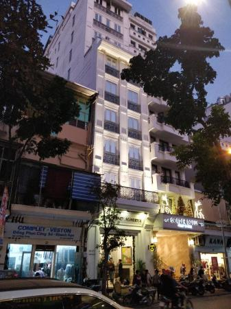 Church Boutique Hotel Hang Trong Hanoi
