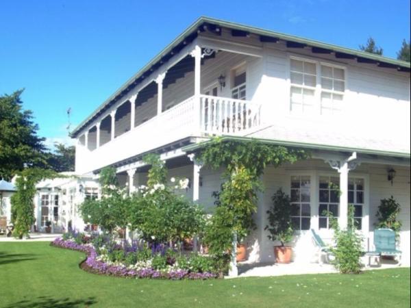 Belle vue Boutique Lodge Taupo