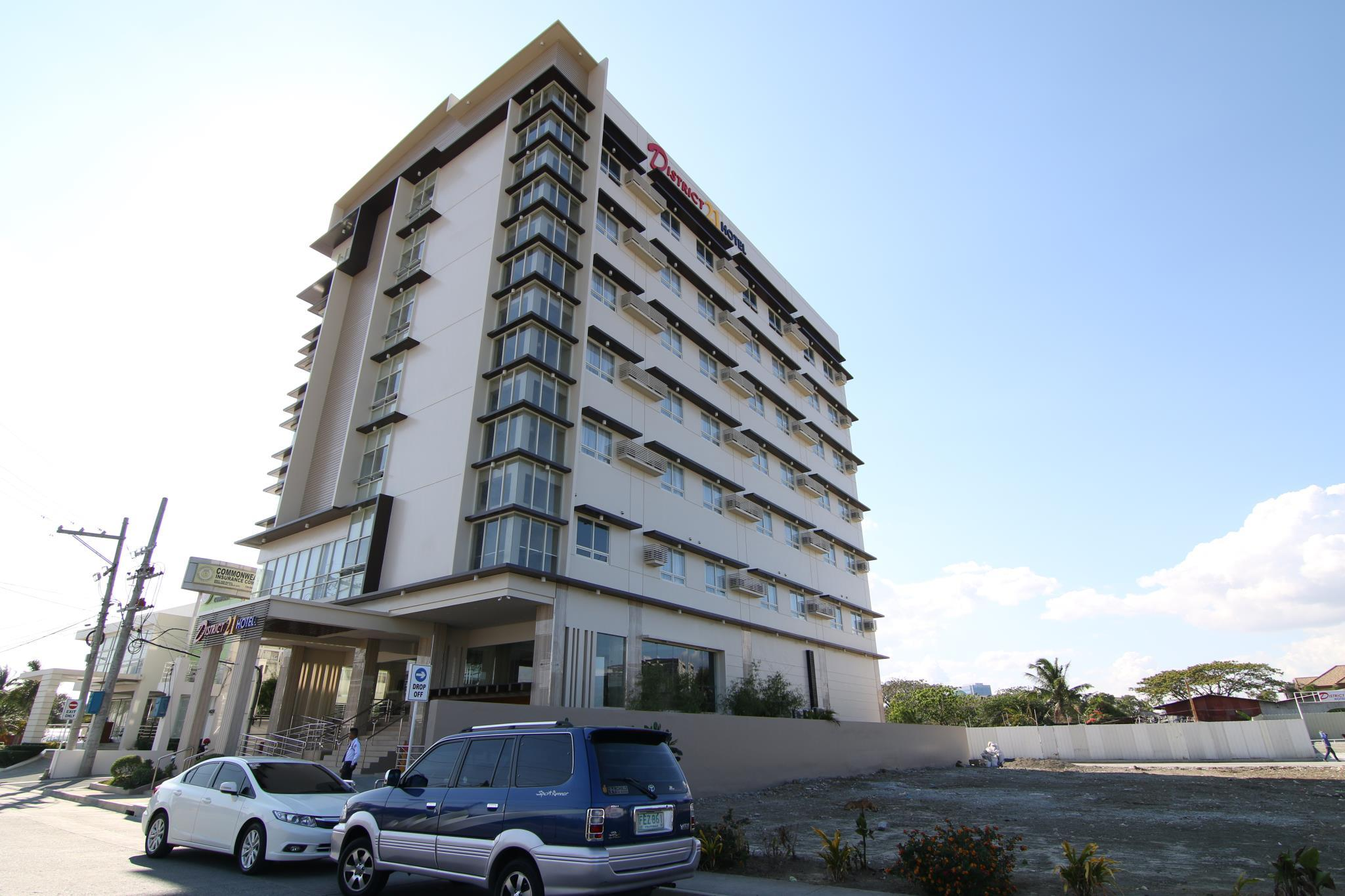 District 21 Hotel