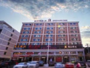 Jinjiang Inn Wuhan Guanggu Avenue Lingjie Road Branch