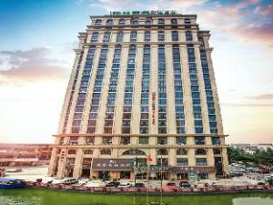 GreenTree Inn Jianyan Renmin Middle Eastern Sleepless city Pedestrian Express Hotel