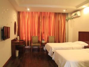 GreenTree Inn Zhangjiagang Jinfeng Town Xintiandi Express Hotel