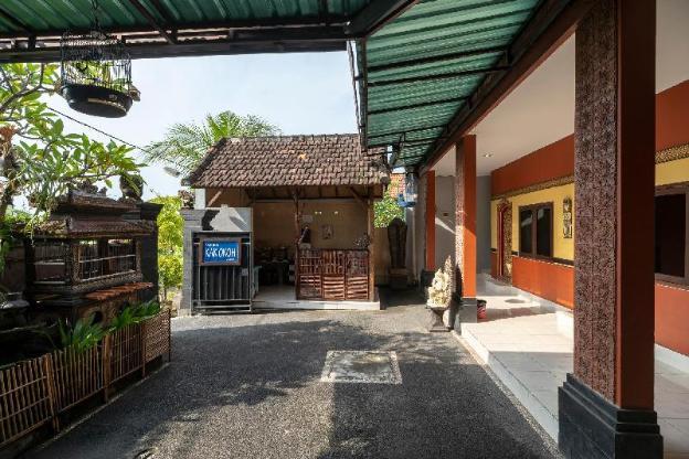 OYO 636 Apartmen Kak Okoh