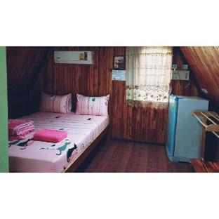 [サッパヤ]バンガロー(25m2)| 1ベッドルーム/1バスルーム Sapphaya Resort