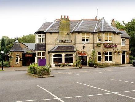 Premier Inn Leicester North West