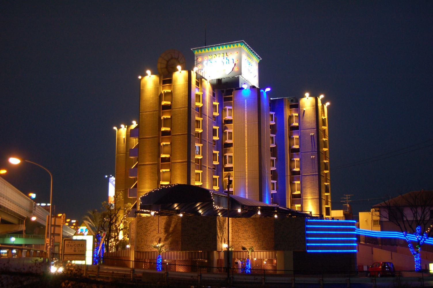 Hotel Shasha Osaka Toyonaka   Adult Only