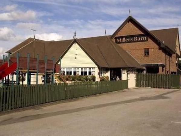 Premier inn Nottingham West Nottingham