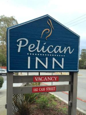 Pelican Inn Monterey CA