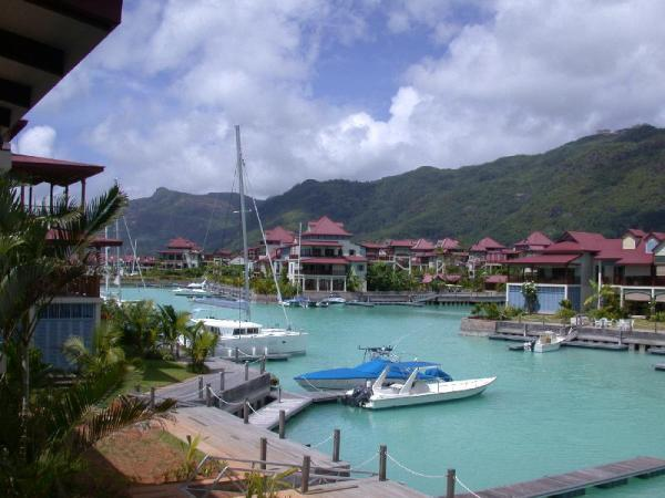 Badamier 14 Seychelles Islands