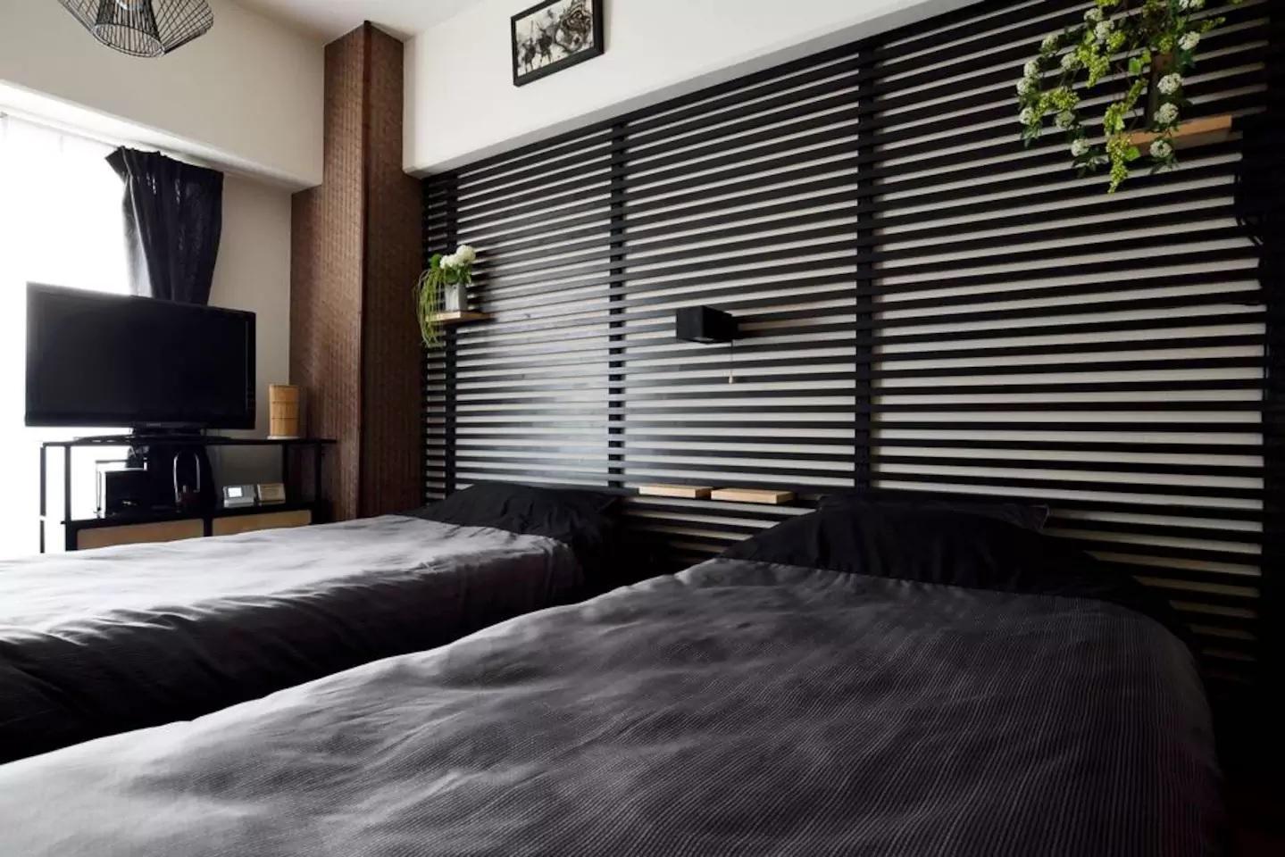 1 Bedroom Japnanese Room In Shin Osaka1