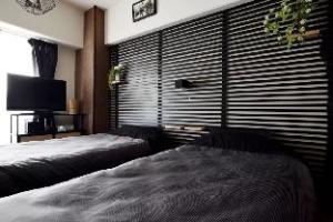 1 Bedroom Japnanese Room in Shin-Osaka1