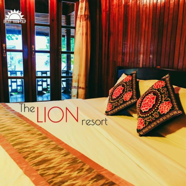 เดอะ ไลอ้อน รีสอร์ต – The LION resort