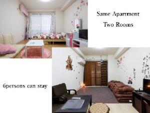 LF Central Yokohama Max6 2rooms