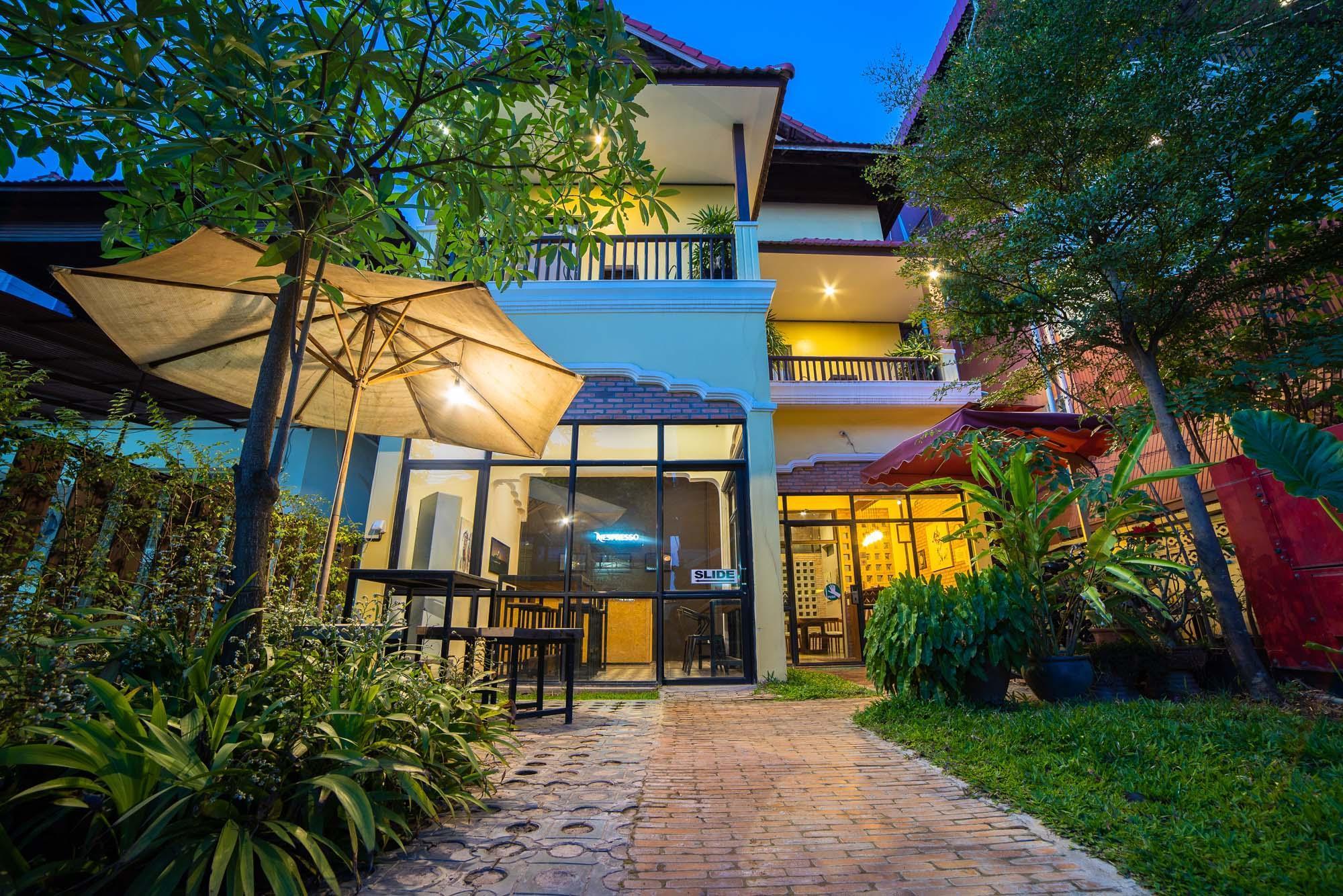 Adventure Siem Reap Lodge