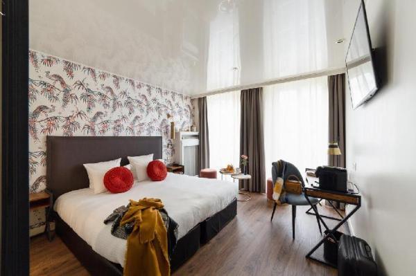 Hotel Moris Grands Boulevards Paris