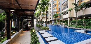 [Sathorn]一軒家(36m2)| 1ベッドルーム/1バスルーム Sweet Private Suite for you with Gym&Pool&Kitchen