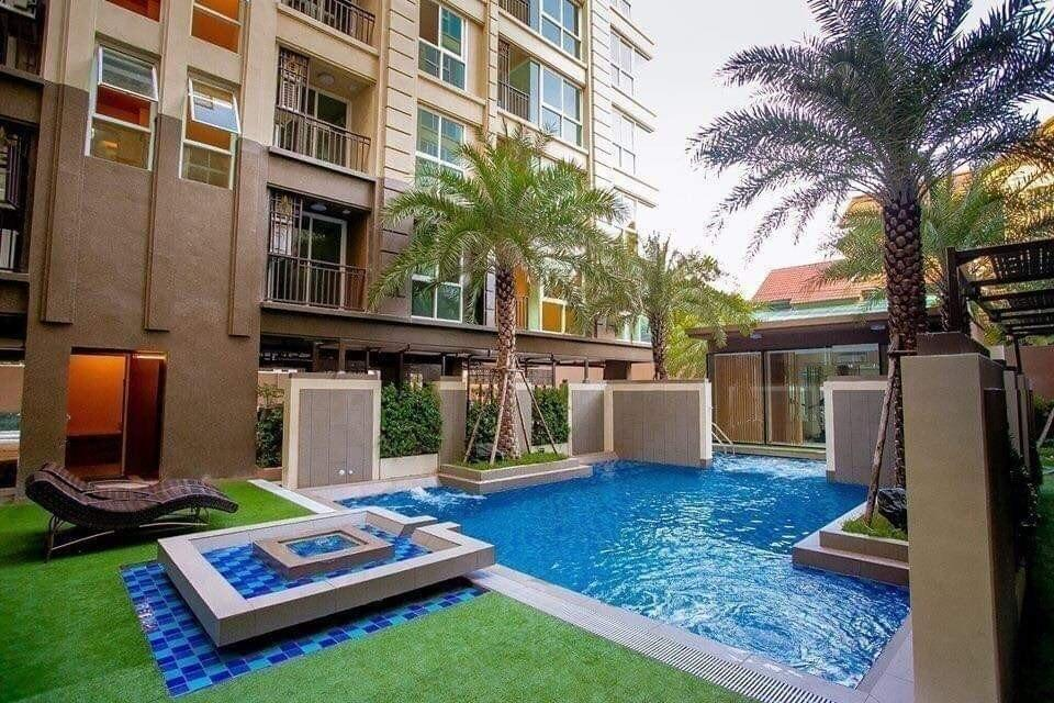 Private, Quiet and Homey 1 Br in Bangkok #2