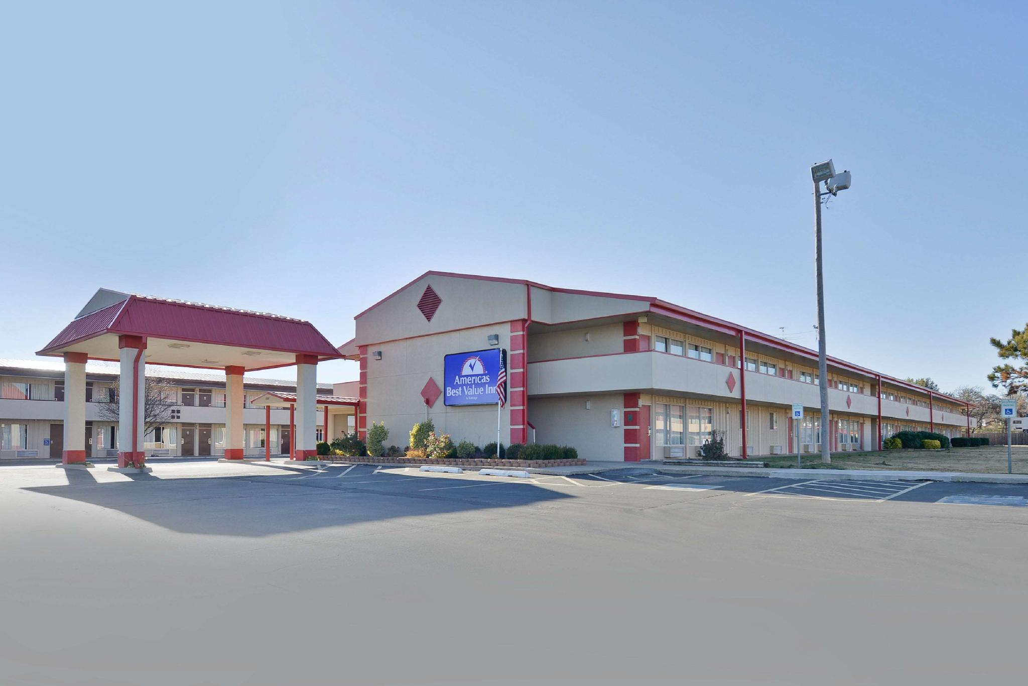 Americas Best Value Inn Oklahoma City At I 35 N
