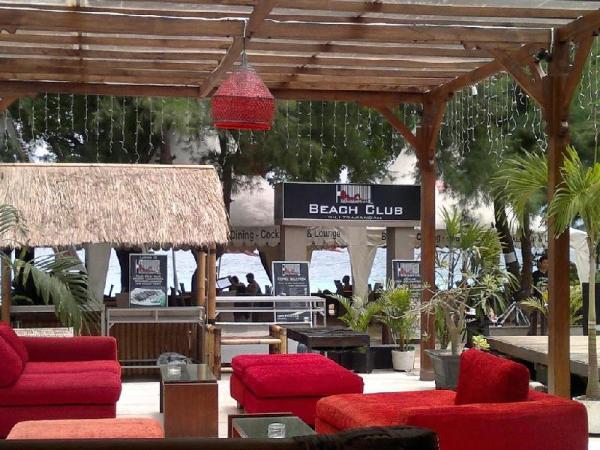 Horizontal Hotel Lombok