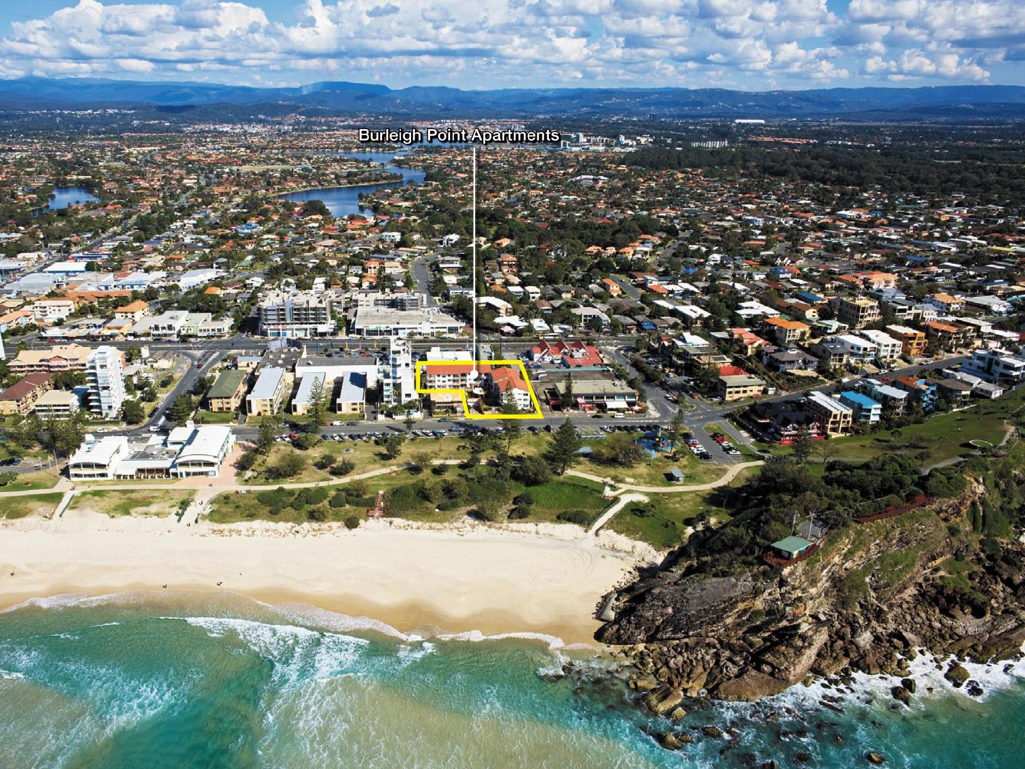 Burleigh Point Holiday Apartments Reviews