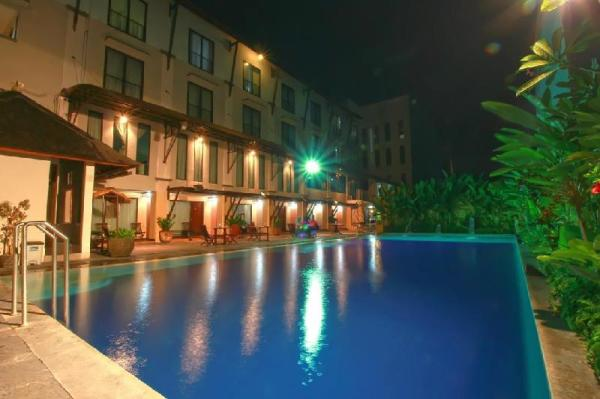 The Grand Santhi Hotel Bali