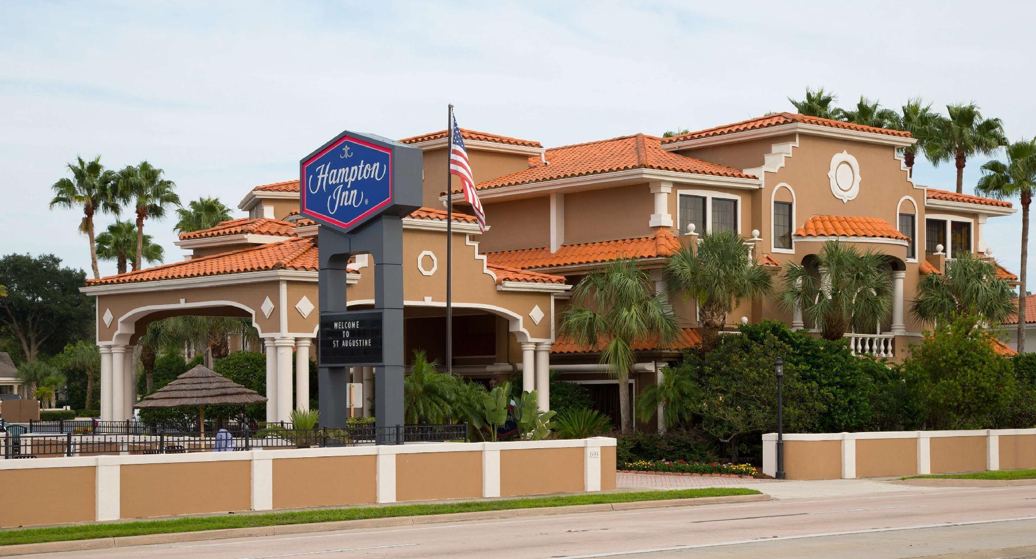Hampton Inn St. Augustine Historic District