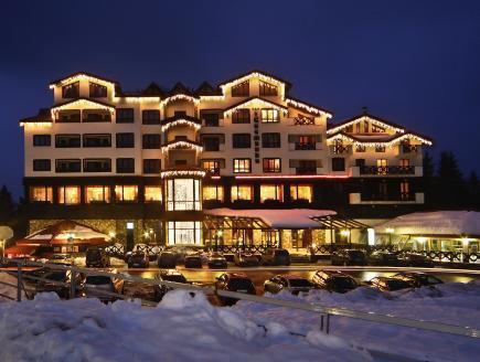 Snezhanka Hotel Winter Half Board