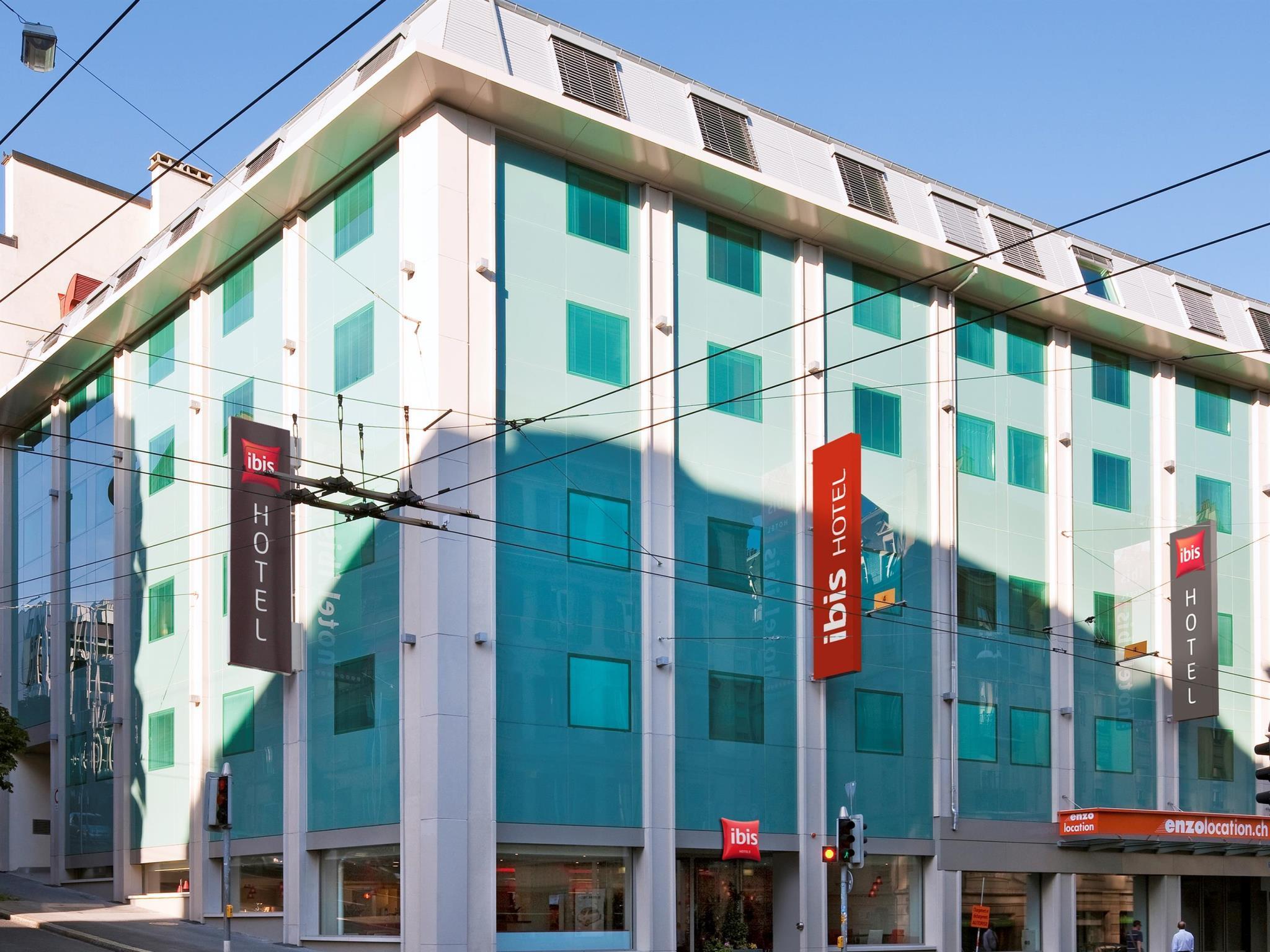 Ibis Lausanne Centre Hotel