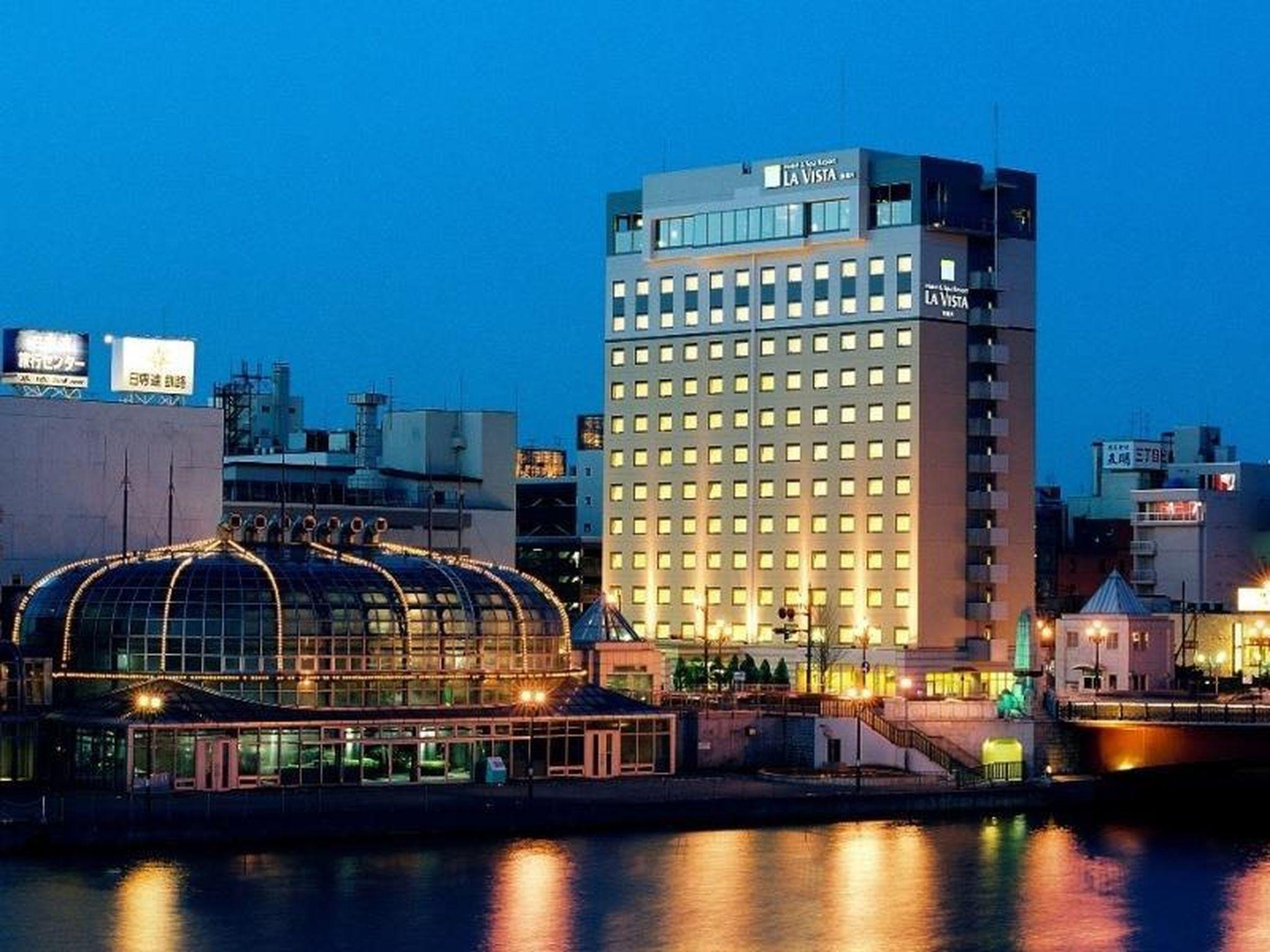 La Vista Kushirogawa Hotel Natural Hot Spring