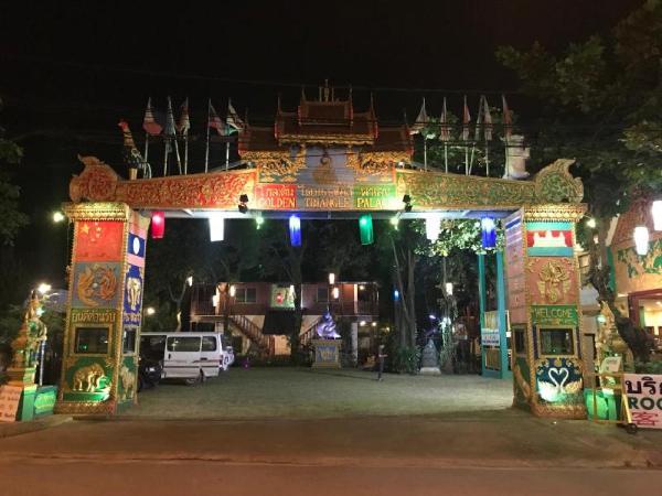 Golden Triangle Palace Chiang Rai