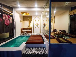 [タワスークリー]一軒家(70m2)| 2ベッドルーム/1バスルーム One Dhatu, Mahadhatu temple view, Ayutthaya