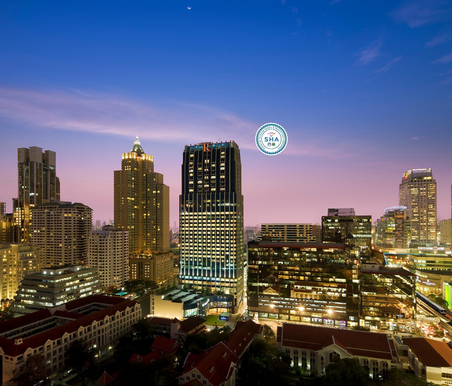 Renaissance Bangkok Ratchaprasong Hotel (SHA Certified)