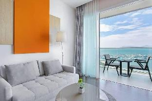 [ナージョムティエン]スタジオ アパートメント(50 m2)/1バスルーム Direct SeaViews Studio at 5* Movenpick Residence