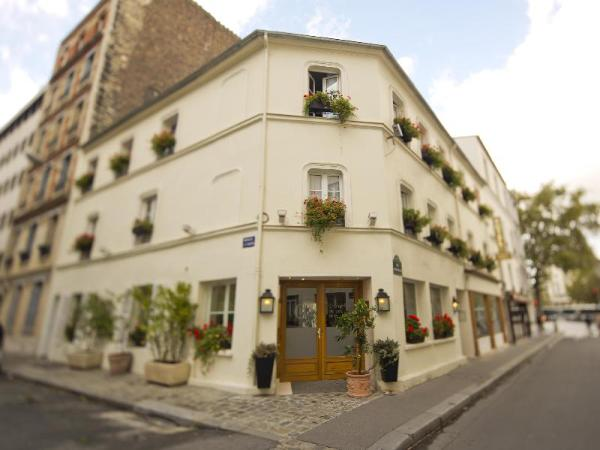 Hotel Champerret Heliopolis Paris