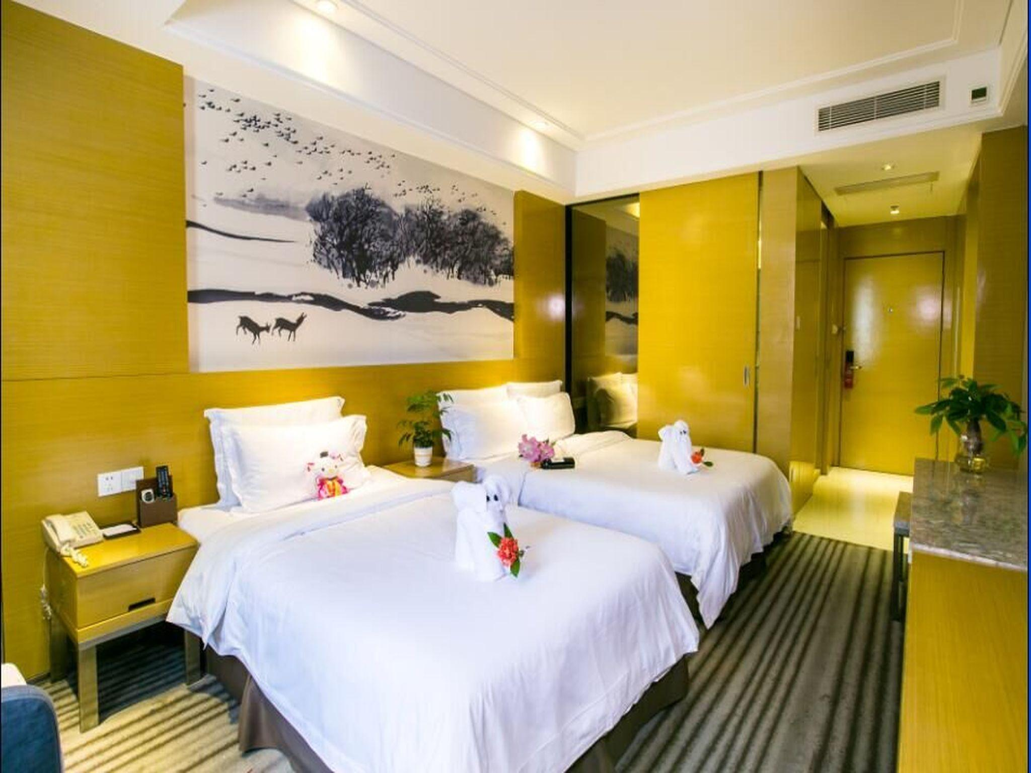 Huayu Mingfu Hotel