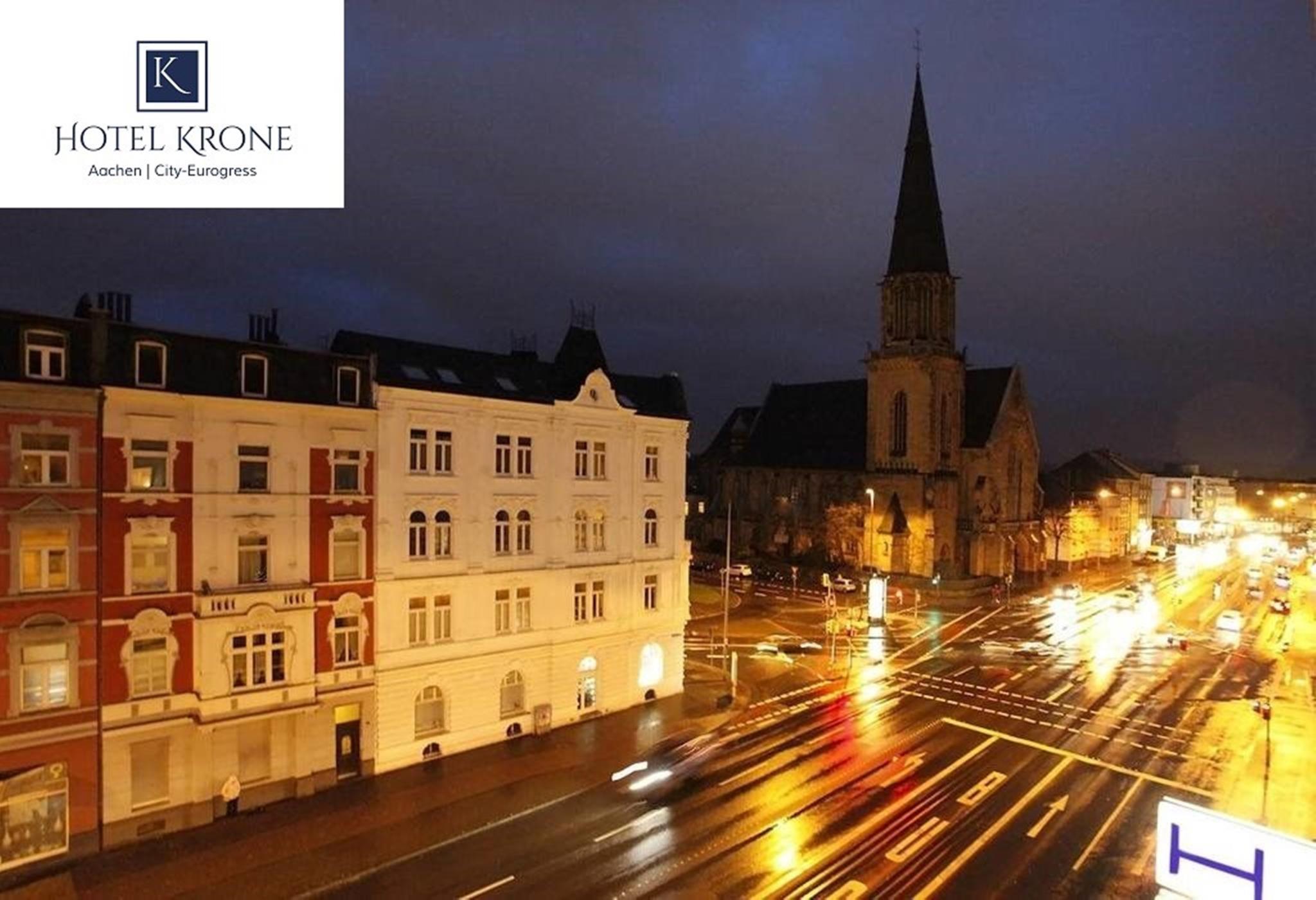 Hotel Krone Aachen   City Eurogress
