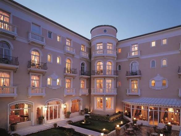 La Reserve De Beaulieu Hotel And Spa