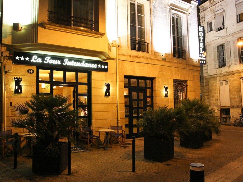 Qualys Hotel Bordeaux La Tour Intendance