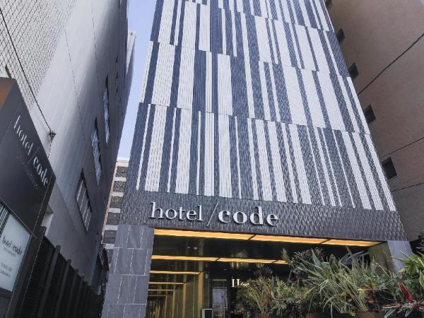 Hotel Code Shinsaibashi Osaka