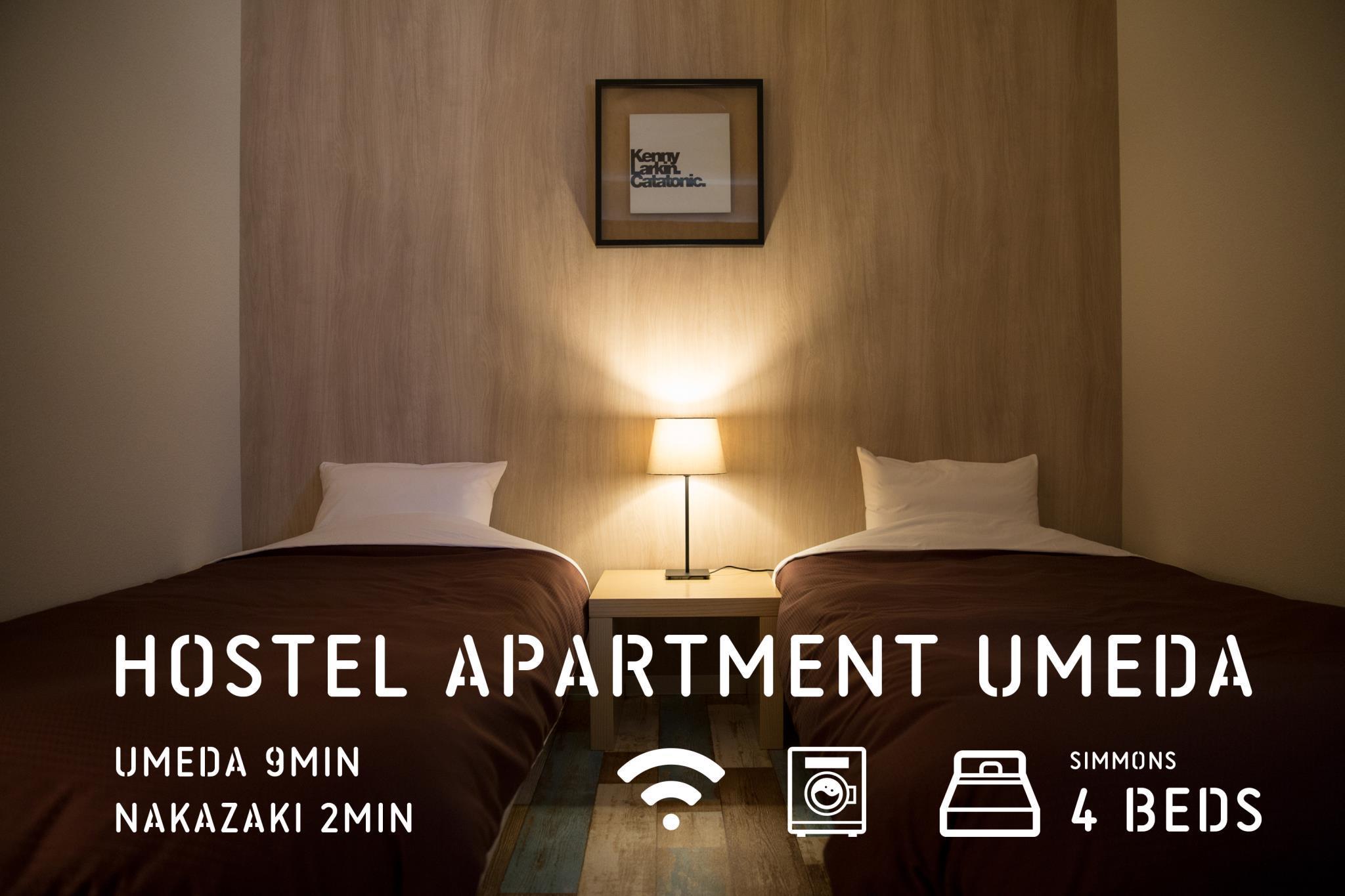 Hostel Apartment Umeda