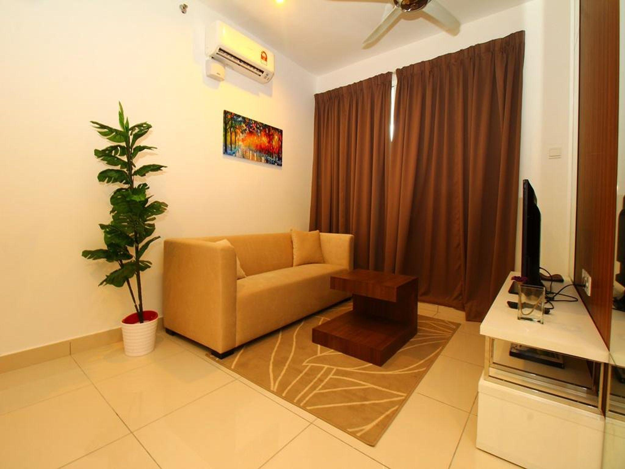 New Two Bedrooms Suites @ Mansion One