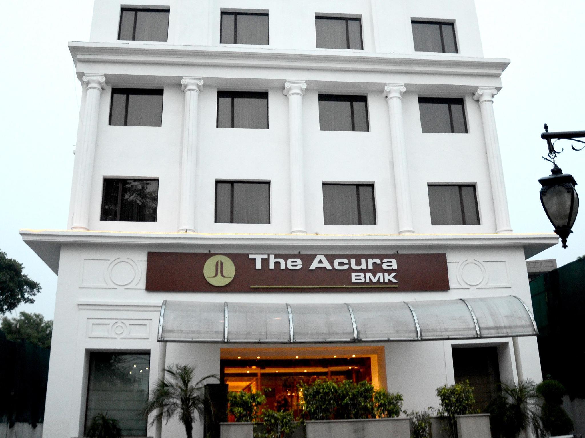 The Acura BMK