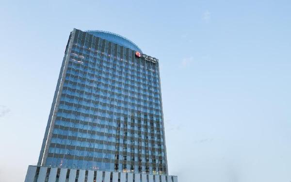 AZIMUT Hotel Smolenskaya Moscow Moscow