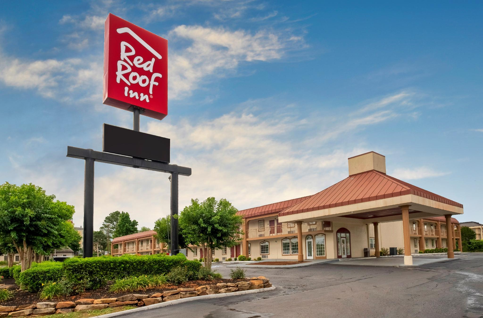 Red Roof Inn Knoxville North   Merchants Drive
